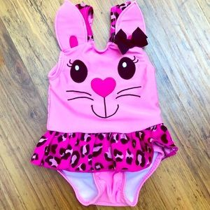 Other - Candlesticks 6 month kitty swimsuit new w/out tags
